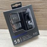3.0 Facturation rapide le chargeur de mur du téléphone USB de Samsung S8