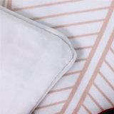 Motte druckte Bettwäsche-gesetztes Polyester-Bettwäsche-Blatt