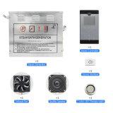 Acero inoxidable 304 Bluetooth controlador generador de vapor El Baño de vapor