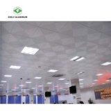 Mosaico artístico el aluminio Panel perforado Techo con ISO9001