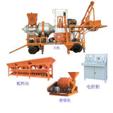 Hot Mix Asphalt Plant portable / Mobile Mini de l'asphalte Batcher