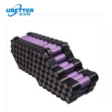 Tipo de batería de litio Hailong 36V 15Ah Li-ion para E-Bike