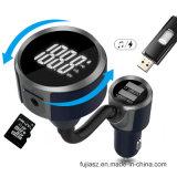 Cambiar la carpeta de alta calidad coche reproductor de MP3 transmisor FM Bluetooth con pantalla LED del cargador USB