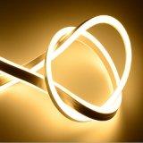 4.8W 60LEDs 2835 SMD può essere tagliato per tagliare le strisce al neon del tubo della flessione del LED