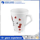 Kaffee-Melamin-Cup der Kind-12oz einfaches farbiges