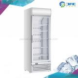 Ventilator 430L, der einzelne Tür-aufrechte Bildschirmanzeige-Schaukasten-Kühlvorrichtung abkühlt