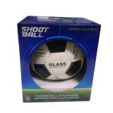 Глянцевая лакированного футбола гофрированной упаковки .