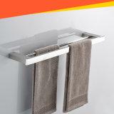 Nuovi barra di tovagliolo dell'acciaio inossidabile 304 quadrati di disegno doppia