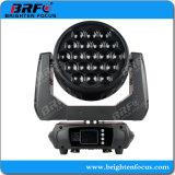 19*40W Модуль управляется RGBW LED перемещения промыть зум этапе лампа