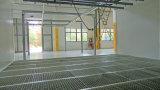 Voiture de professionnels de cabine de peinture de conduite de pulvérisation