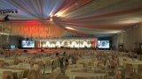 P4mm de hauteur de pixel plein écran LED de couleur pour l'intérieur des projets de location