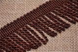 Comerciare molti la frangia all'ingrosso del lingotto di scelta 6cm di colori per le tessile