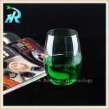 12oz Tritan/copa de vino de plástico PET