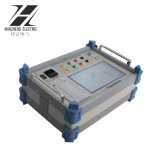 三相変圧器の巻上げのテスターの/Transformerの電圧比率のメートル