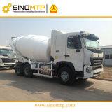 Camion del miscelatore di SINOTRUK HOWO A7 371HP con il tipo di azionamento 6*4