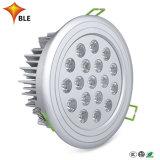 Venda a quente LED regulável de luz para baixo do teto alto lúmen 33W iluminação LED
