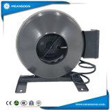 Cdf100 noi ventilatore di scarico in-linea del cavo di alimentazione