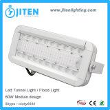 Indicatore luminoso di inondazione esterno del traforo di IP65 240W LED con il pozzo di media