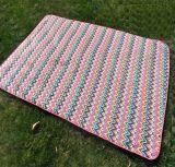 방수 역행 픽크닉 매트를 가진 옥외 담요