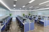El Secretario funcional del armario de la Oficina del divisor de la partición de tejido de diseño moderno (SZ-WS586)