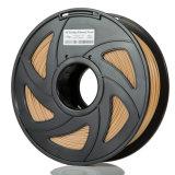 1,75 mm 1kg de bois de couleur pour la 3D de filament PLA RepRap Imprimante
