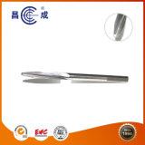 O carboneto de tungsténio 4 flautas Alargador de mão cilíndrico Fabricado na China