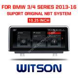 """Grande automobile DVD dello schermo di Witson 10.25 """" BMW per BMW 3 serie F30/F31/F34 (2013-2016) di /4"""