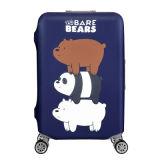 Frais de voyage indispensables de gros de couvercle de coffre valise Cartoon Couvercle capot de coffre
