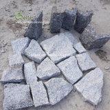 G603白い真珠の灰色の花こう岩のタイルか平板またはペーバーまたはKerbstoneまたはクォインまたはCillsの建物石