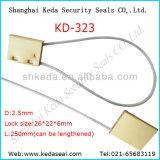 Guarnizioni a gettare della modifica della stringa del contenitore della serratura del cavo di alta obbligazione (KD-323)