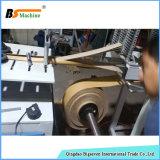 V-Entalhando a máquina de Liminating da placa de papel do sistema da estaca para o pacote protetor