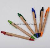 2017 réutiliser le crayon lecteur de bille de papier pour promotionnel