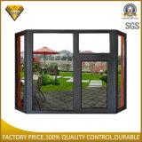 Aluminiumlegierung-Fenster mit der doppelten Farbe äußer und inner (XA003)