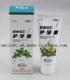 Gc Mousse de diente crema tópica que contiene Recaldent CPP-ACP