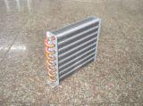 Тип конденсатор ребра холодильника охлаженный воздухом медный