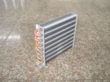 Flosse-Typ Kühlraum-Luft abgekühlter kupferner Kondensator