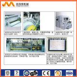Machine à cartes fine de bourre de coton à la centrale de rotation complète