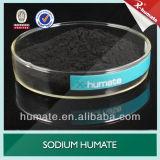 ナトリウムのHumateの粉