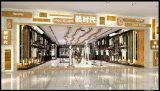 Conception d'intérieur de magasin de vêtements fait sur commande pour dames