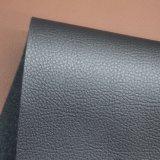 Искусственные зерна Litchi PVC из натуральной кожи для автомобиля Footpad интерьера