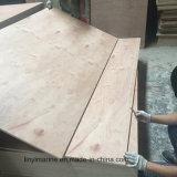 Faisceau dur de peuplier de contre-plaqué de cèdre de crayon en bois Plywoode1 E2