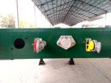 半Sinotruk Huawinの平面容器のトレーラー3の車軸