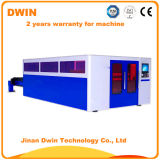 Macchina per il taglio di metalli del laser della fibra della grande scala 500W