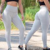 (Контроль качества) женщин брюки для занятий йогой фитнес-Leggings изготовленные по оптовой брюки для занятий йогой
