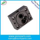 Pièce de routeur CNC en acier inoxydable 304 Pièces usinées utilisées pour l'industrie des instruments