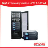 UPS on-line montado em rack com grande display LCD