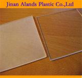 feuille acrylique transparente de 3mm pour le panneau de LGP