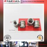 Servizio personalizzato dei pezzi meccanici di CNC del macchinario