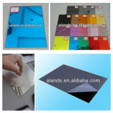 La feuille acrylique de miroir/feuilles acryliques modelées/a moulé la feuille acrylique