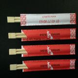 Produtos de bambu em massa Atacado Restaurante Pauzinhos de bambu descartáveis